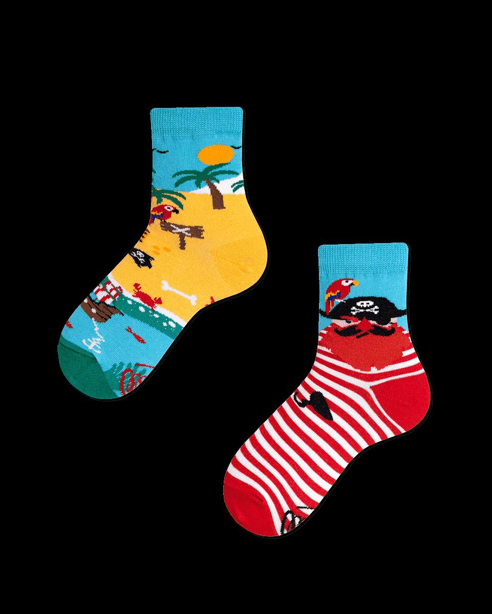 PIRATE ISLAND KIDS - Pirate kids socks