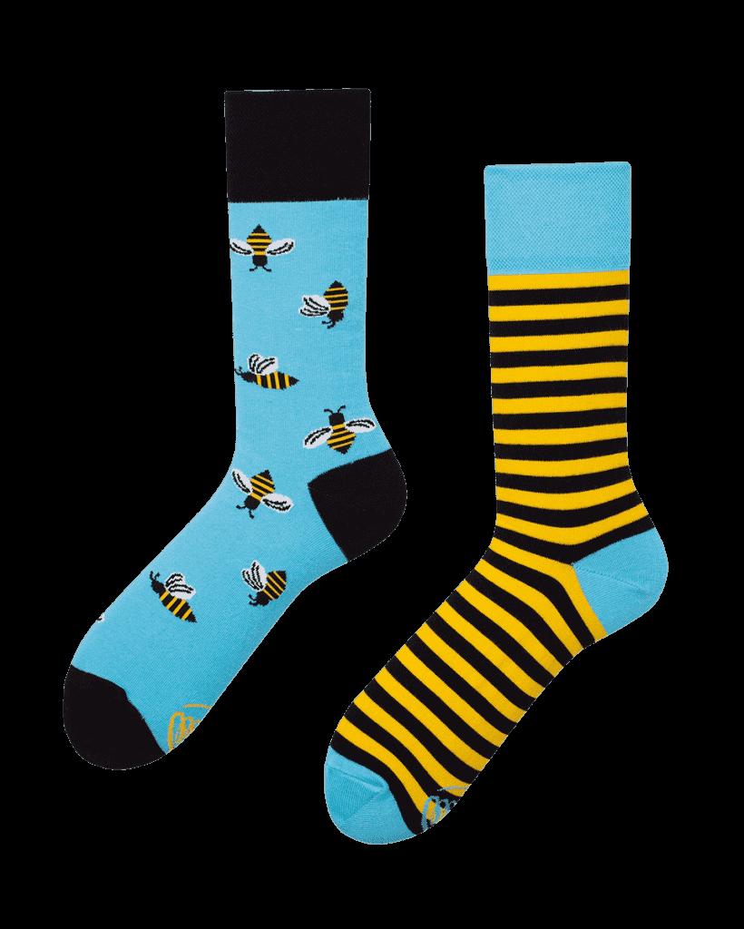 BEE BEE - Skarpetki w pszczoły