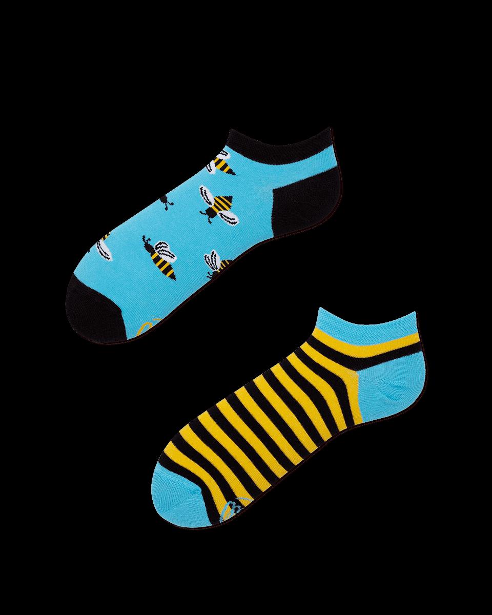 BEE BEE LOW - Bee low socks