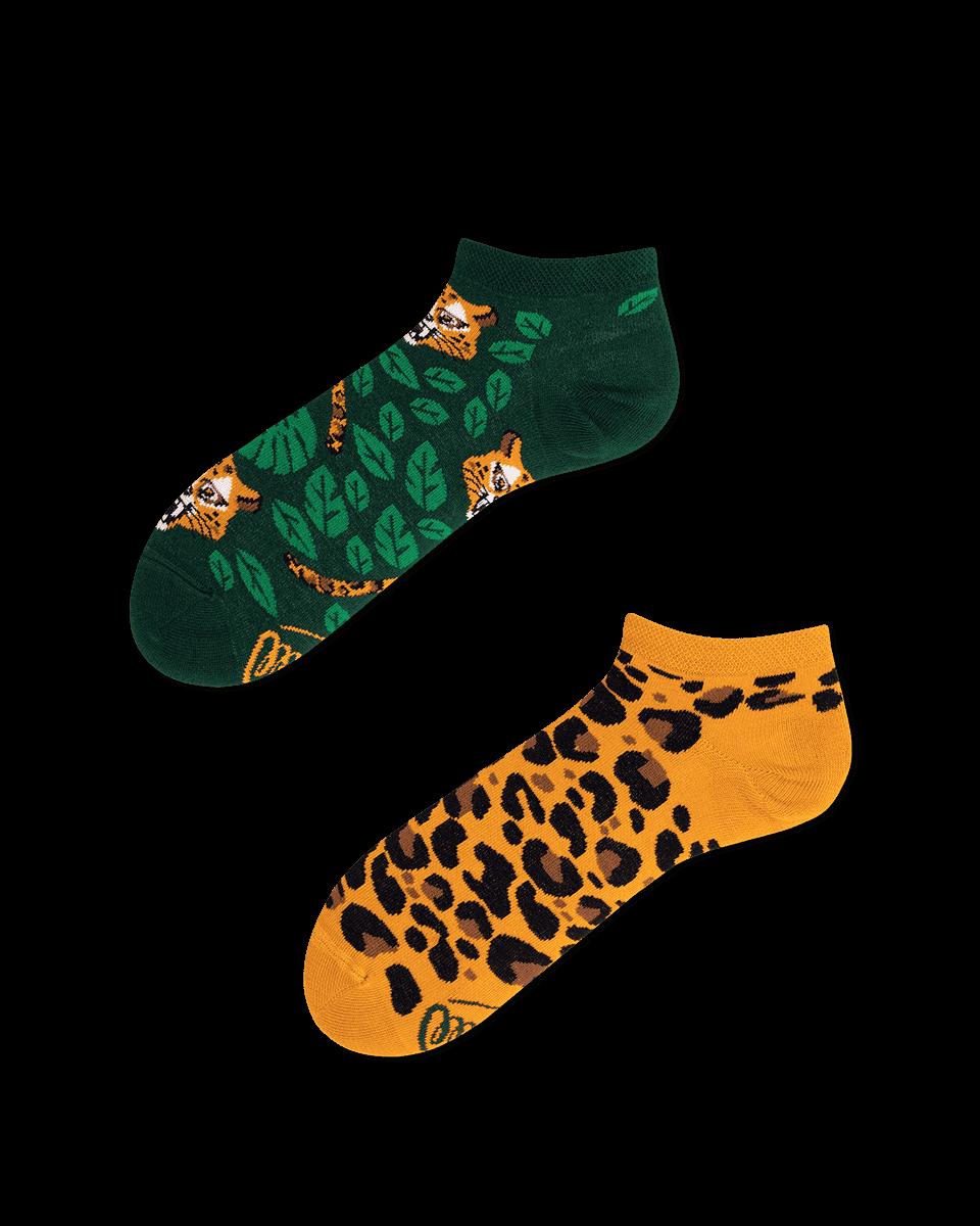 EL LEOPARDO LOW - Cheetah low socks