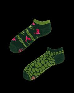 FORFITER LOW - Crocodile low socks
