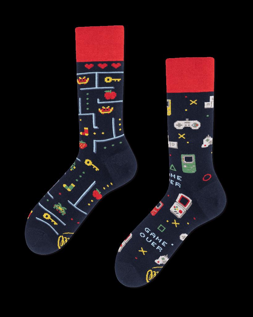 Alle bunten Socken