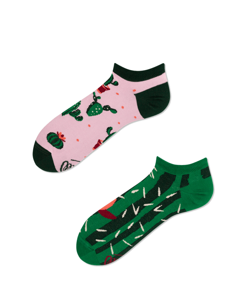 skarpetki na lato w kaktusy
