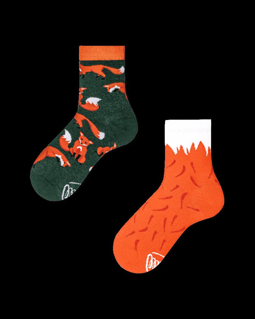 THE RED FOX KIDS - Fox kids socks