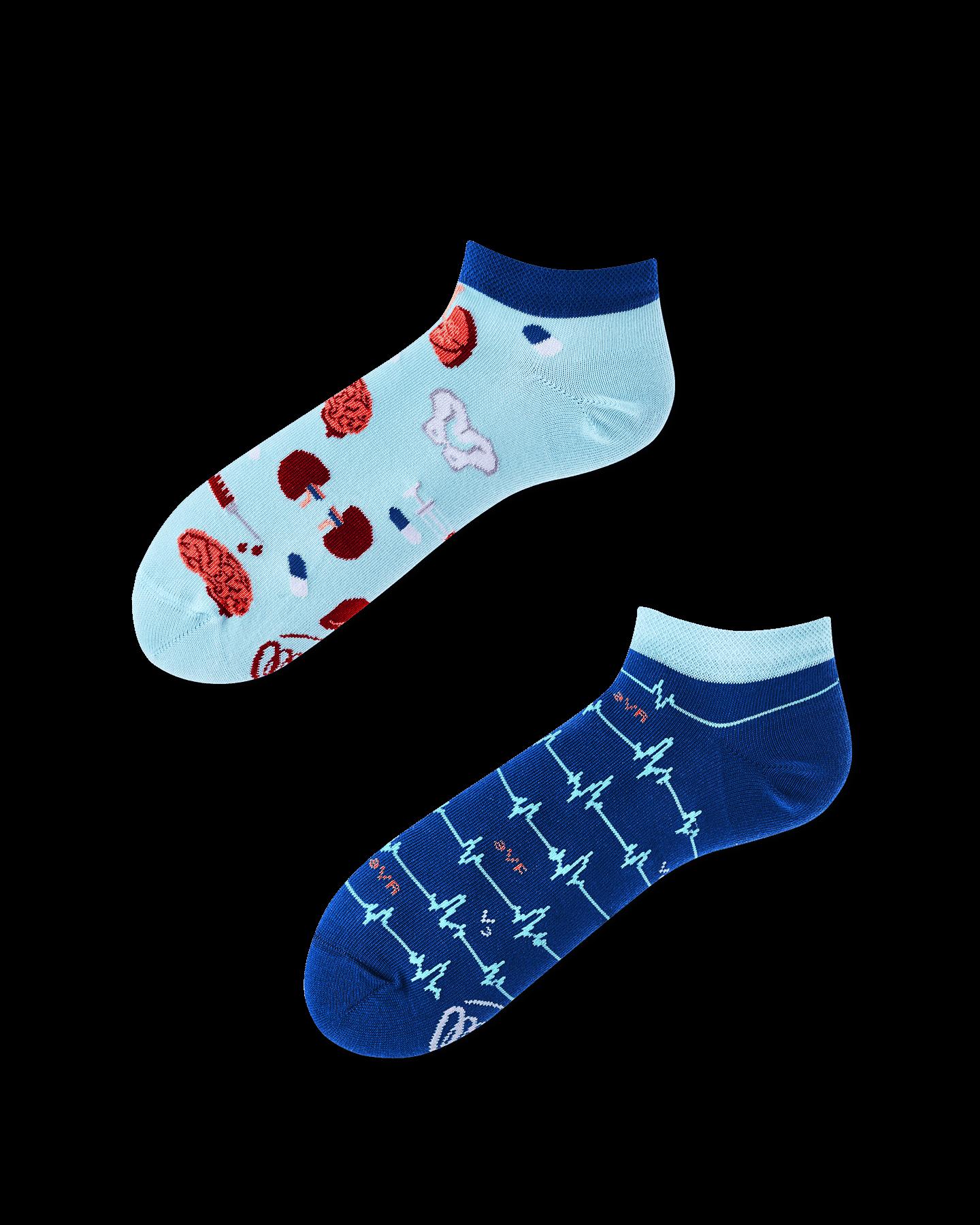 DR.SOCK LOW - Doctor low socks