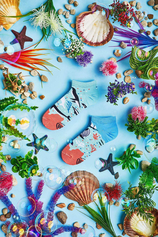 skarpetki w ocean