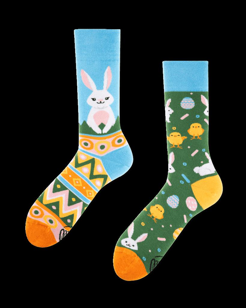 EASTER BUNNY - Skarpetki skarpetki w króliki