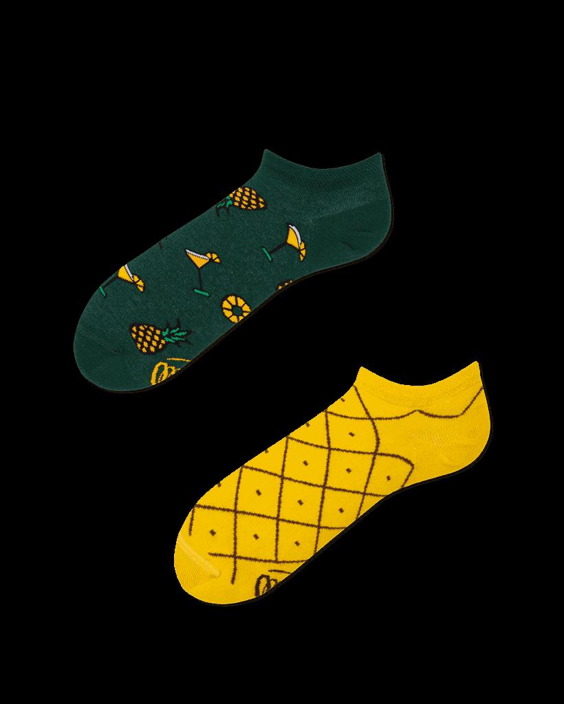 PINEAPPLES LOW - Pineapple low socks