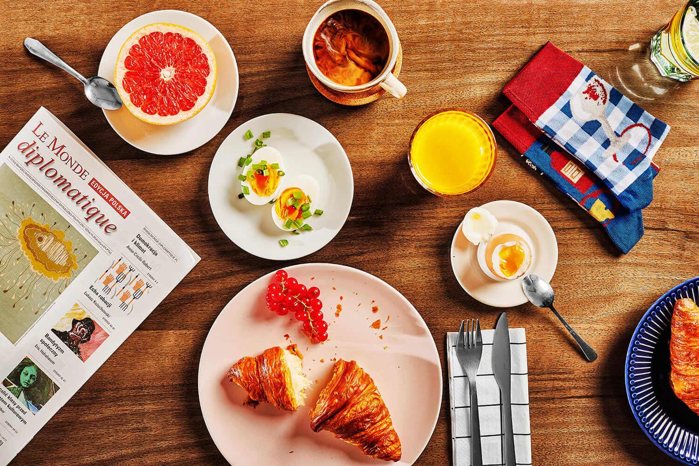 skarpetki specjalizują się w daniach z jajek po francusku