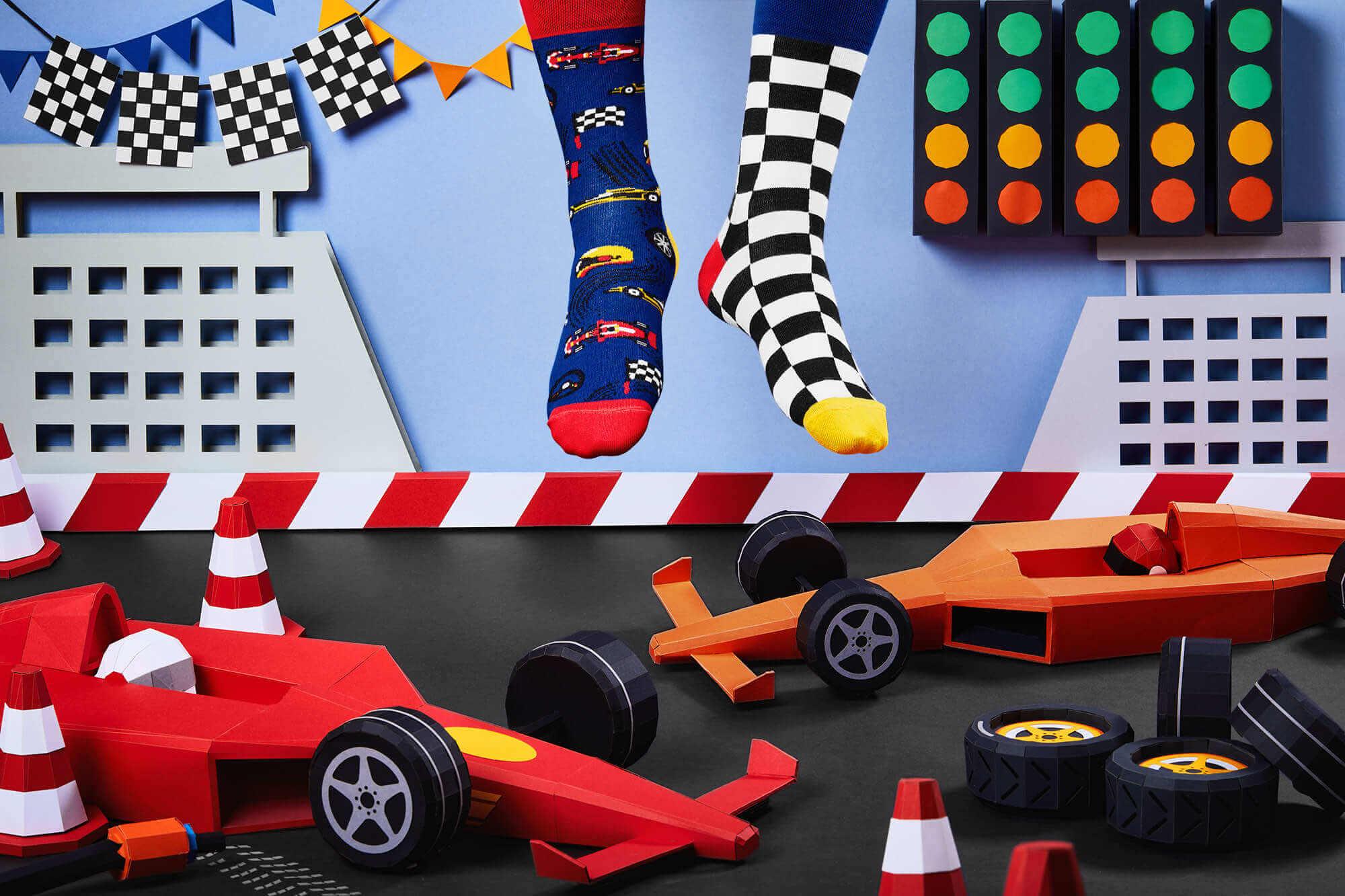 FORMULA RACING - Skarpetki w samochody wyścigowe