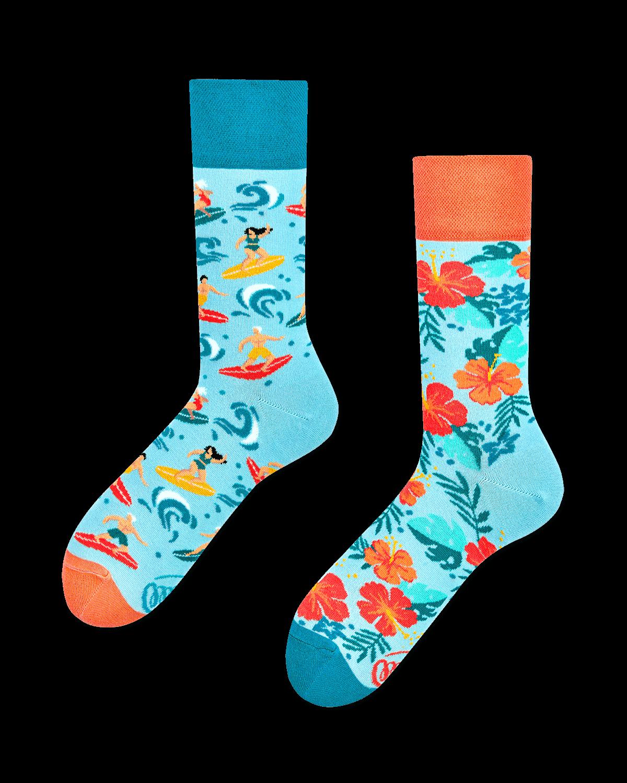 ALOHA VIBES - Skarpetki hawajskie