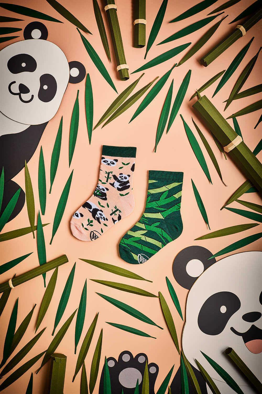SWEET PANDA KIDS - Panda kids socks