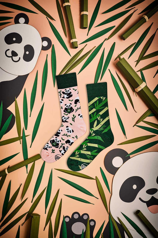 SWEET PANDA - Chaussettes motif panda
