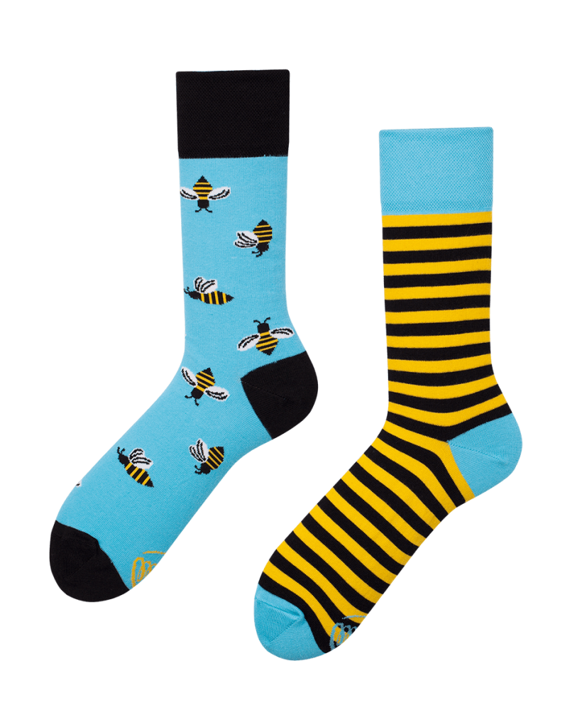 BEE BEE - Sokken met bijen