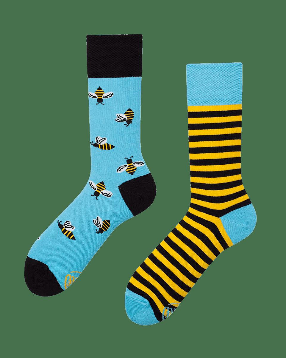 BEE BEE - Chaussettes motif abeilles