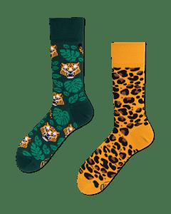 EL LEOPARDO - Chaussettes motif léopard