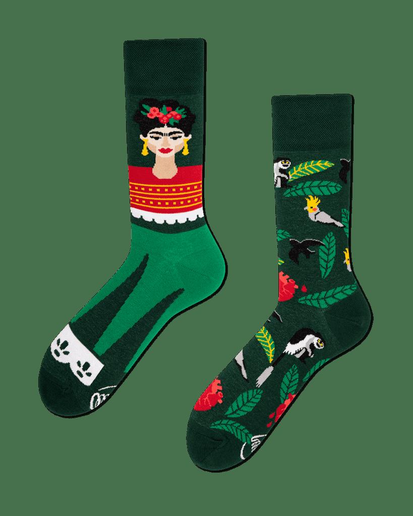 FEEL FRIDA - Sokken met Frida