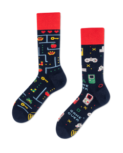 GAME OVER - Calcetines para jugadores