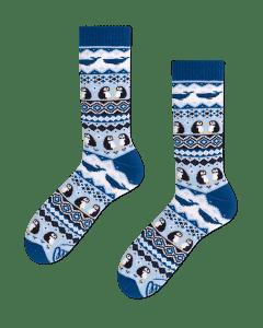ICE PENGUIN - Sokken met pinguïns