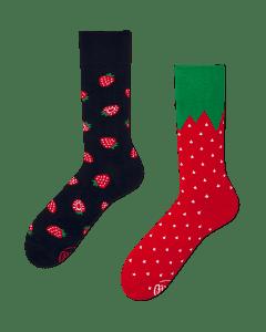 STRAWBERRIES - Chaussettes motif fraises