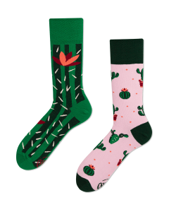SUMMER CACTUS - Sokken met cactussen
