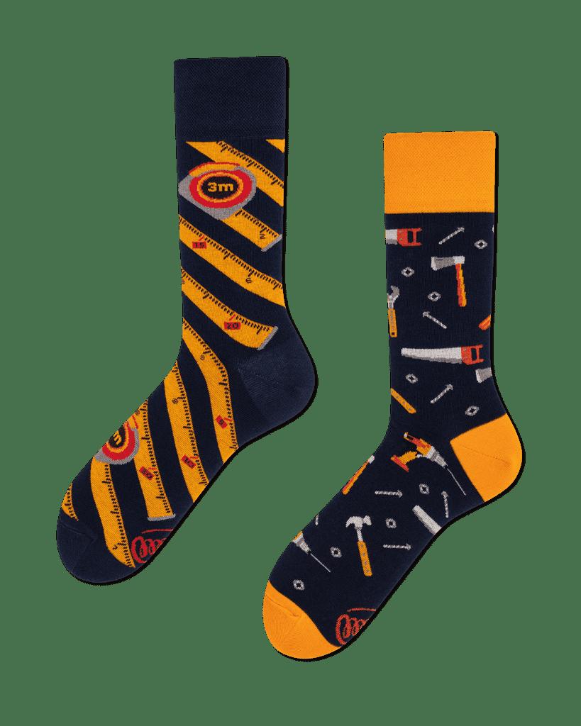 THE HANDYMAN - Klusjesman sokken