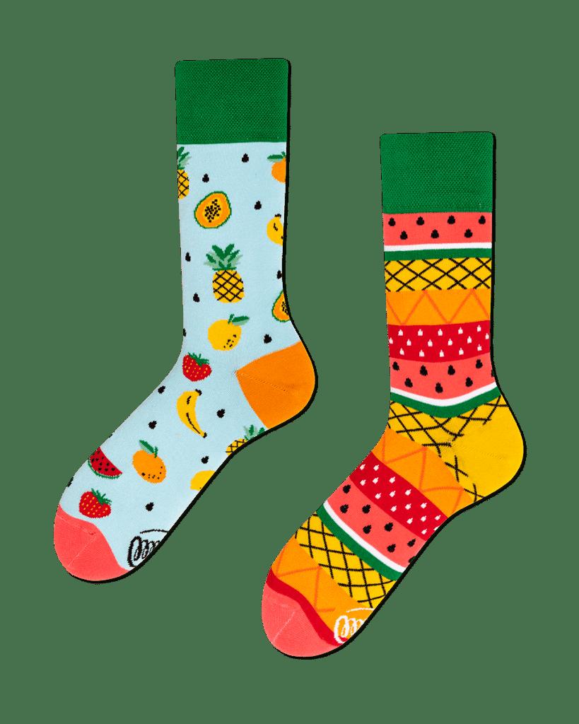 TUTTI FRUTTI - Sokken met fruit
