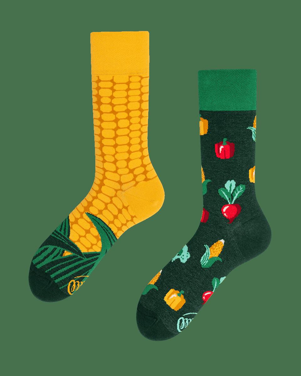 VEGGIE MIX - Sokken met groenten