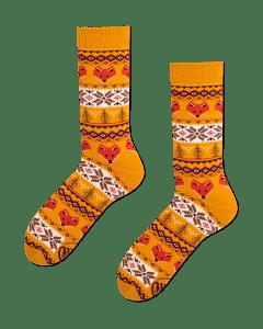 WARM FOX - Sokken met een vos