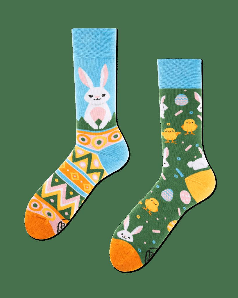 EASTER BUNNY - Sokken met konijnen