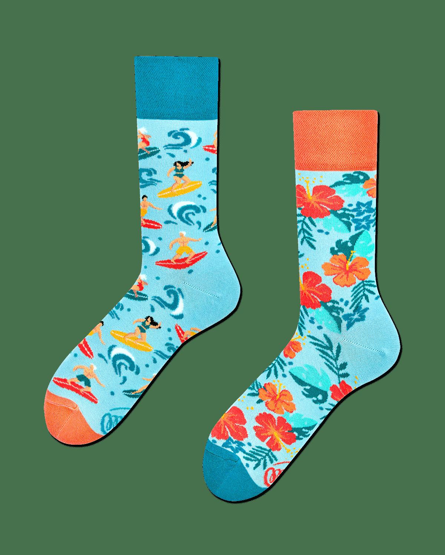 ALOHA VIBES - Hawaiiaanse sokken