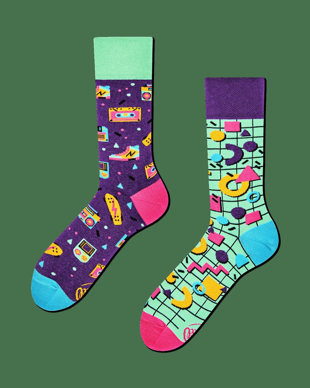 BACK TO THE 90'S - Retro sokken