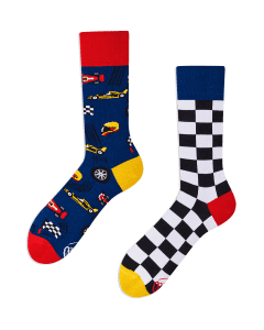 FORMULA RACING - Calcetines con coches de carreras