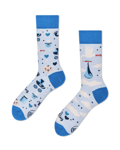 IT'S A BOY - Calcetines para Baby Shower