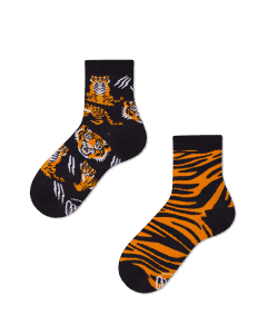 FEET OF THE TIGER KIDS