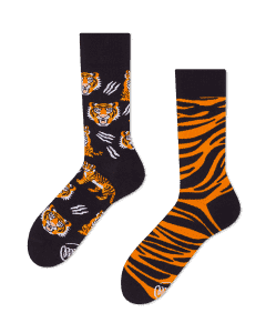 FEET OF THE TIGER
